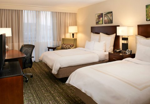 Marriott Charleston Town Center Hotel - Double Double Guest Room
