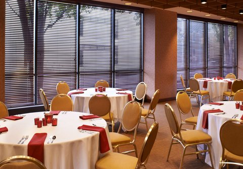 Marriott Charleston Town Center Hotel - Private Dining Room