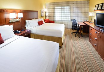 Courtyard by Marriott - Room