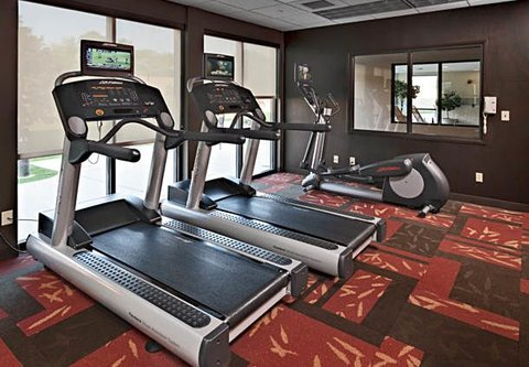 Courtyard Harrisburg Hershey - Fitness Center