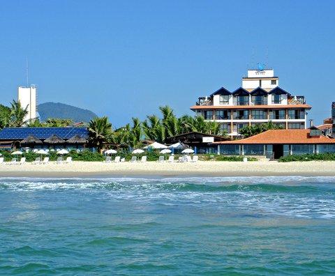 Costa Norte Ingleses - Fachada Hotel Costa Norte Ingleses