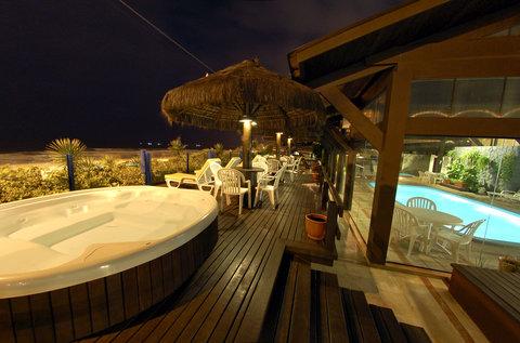 Costa Norte Ingleses - Jacuzzi Deck Piscina Termica