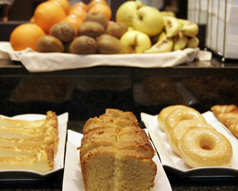 BEST WESTERN Hotel Conde Duque - Breakfast Buffet