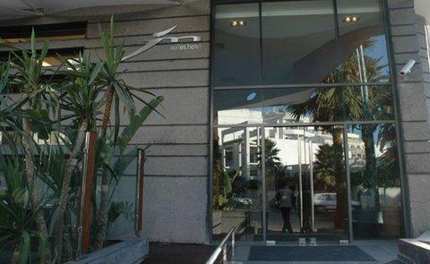 JM Suites Hotel - Exterior