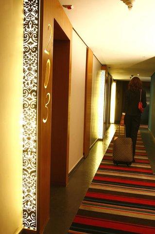 JM Suites Hotel - Interior