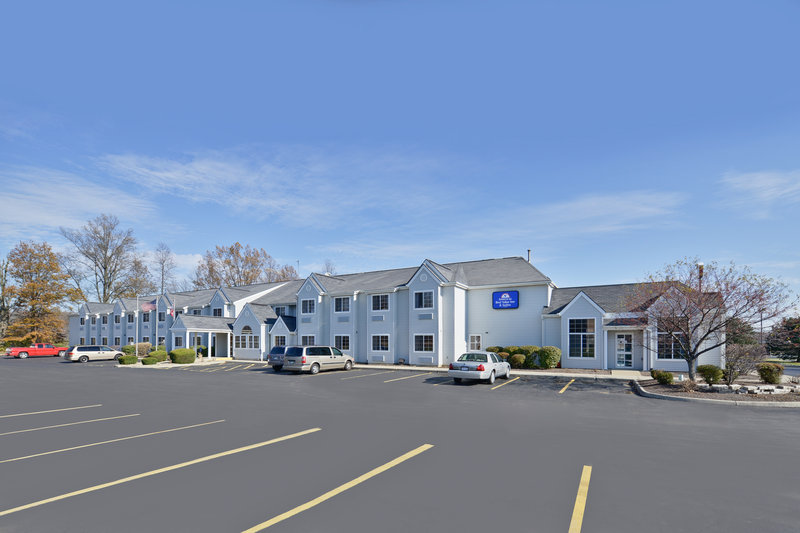 Americas Best Value Inn - Sunbury, OH