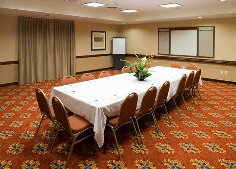 Homewood Suites by Hilton El Paso Airport - Boardroom