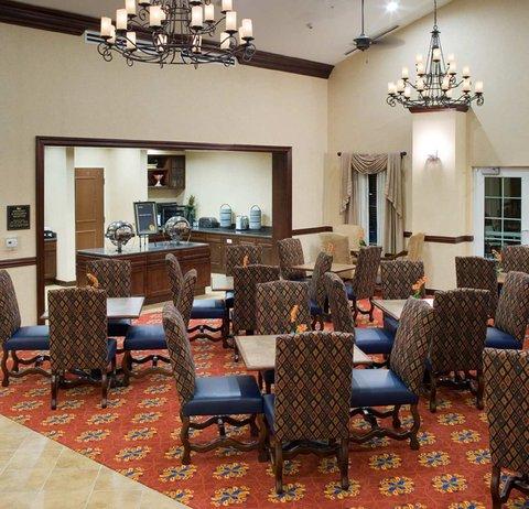 Homewood Suites by Hilton El Paso Airport - Breakfast Area