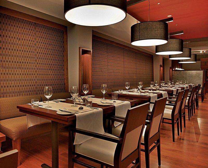 Hilton Toronto Étkezés