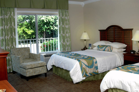BEST WESTERN Key Ambassador Resort Inn - Two Double Guest Room