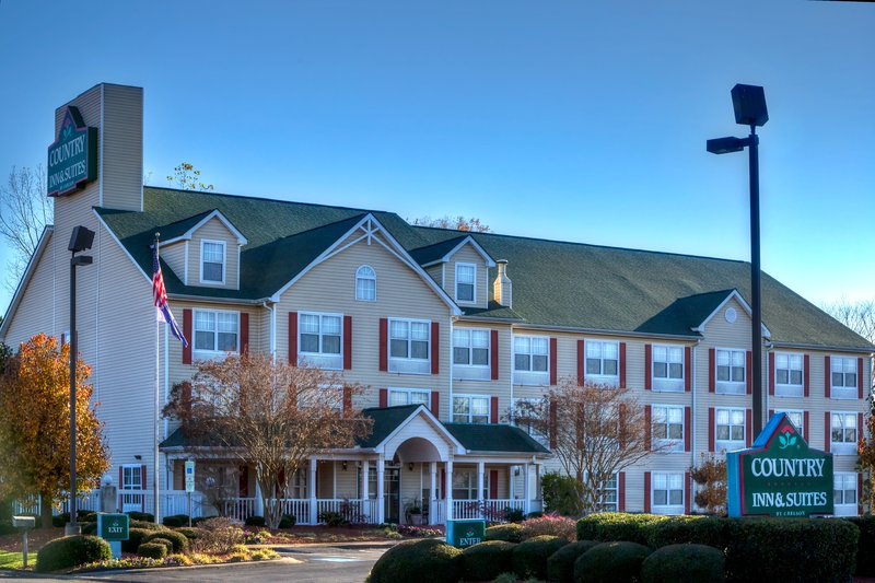 COUNTRY INN SUITES ROCK HILL