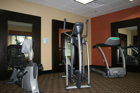 Holiday Inn Express & Suites GEORGE WEST - Fitness Center at the Holiday Inn Express George West