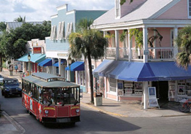 BEST WESTERN Key Ambassador Resort Inn - Old Town Trolley Tours