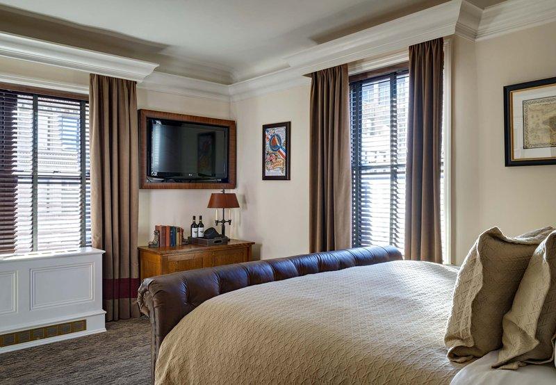 Carlton Hotel, Autograph Collection Zimmeransicht
