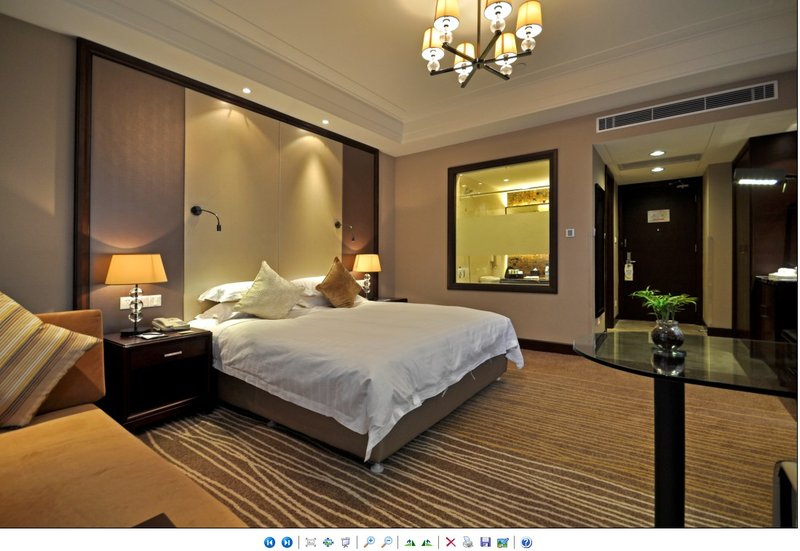 Xujiahui Park Hotel City Center Chambre