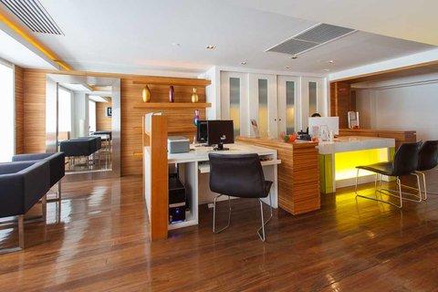 dusitD2 chiang mai - Club Lounge