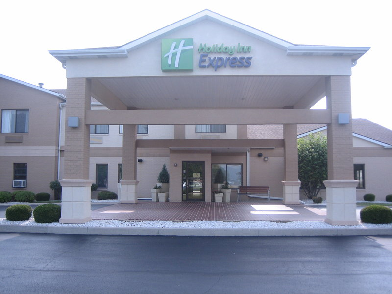 Holiday Inn Express Celina Vista exterior
