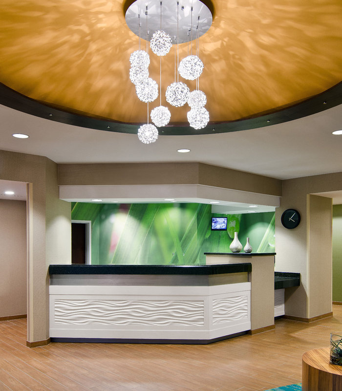 SpringHill Suites  Seattle South Renton Lobby