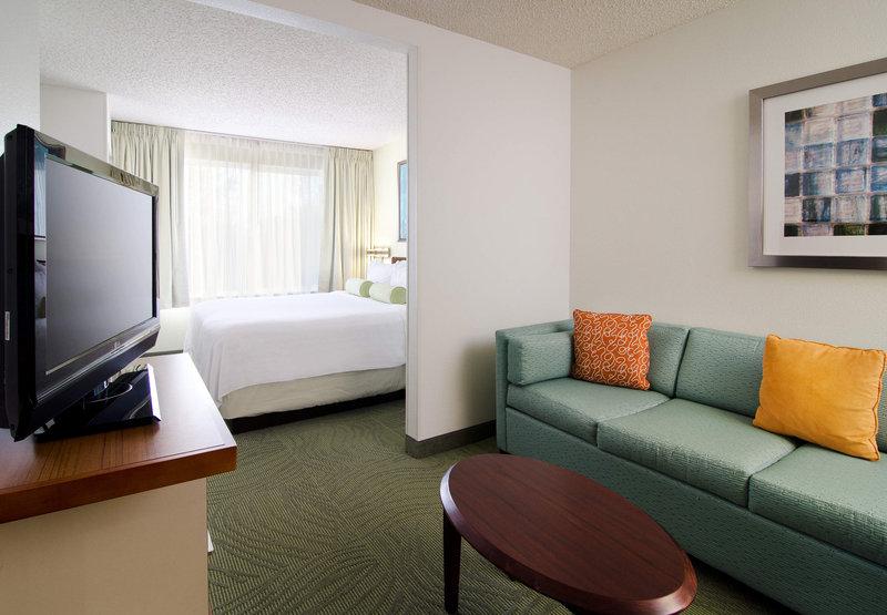 SpringHill Suites  Seattle South Renton Zimmeransicht