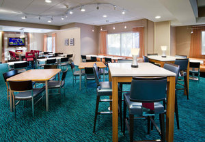 Restaurant - SpringHill Suites by Marriott Renton