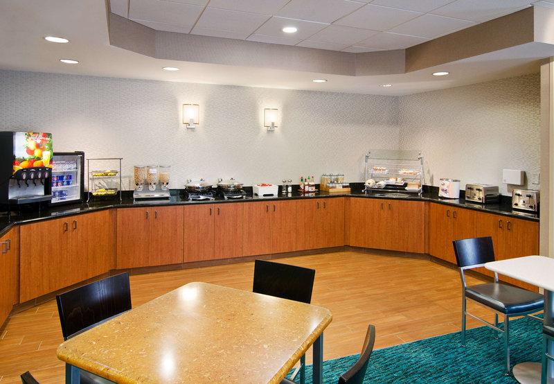SpringHill Suites  Seattle South Renton Gastronomie