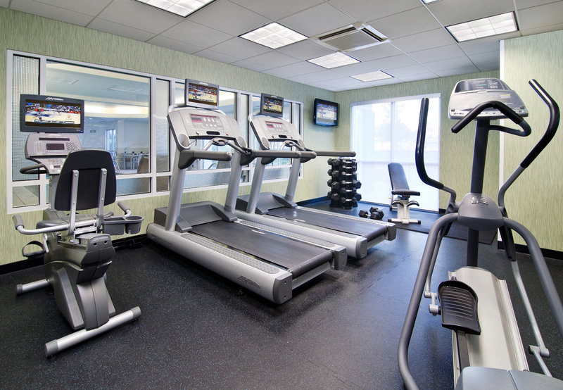 SpringHill Suites  Seattle South Renton Fitness Club
