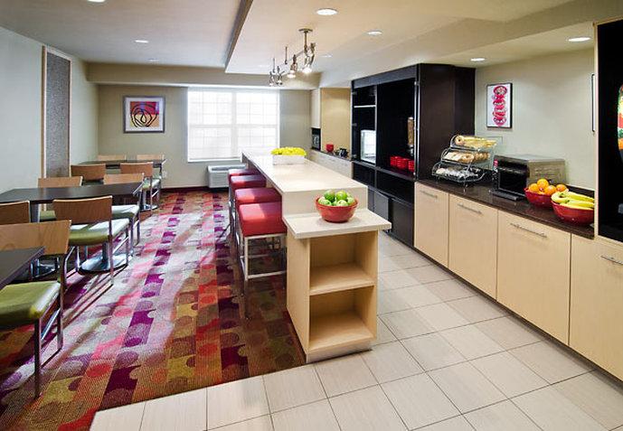 TownePlace Suites Seattle South-Renton Gastronomie