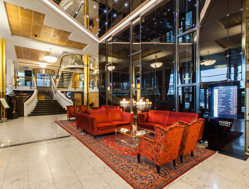 Thon Hotel Opera Lobi