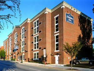 Hampton Inn Downtown Historic District Columbia