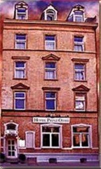 Hotel Prinz Otto - EXTERIOR
