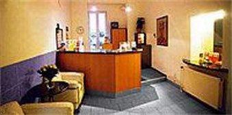 Hotel Prinz Otto - LOBBY