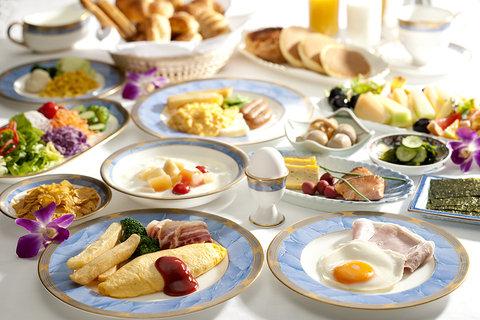 Hotel East 21 Tokyo - Breakfast