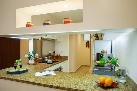Somerset West Lake - Two Bedroom Executive -Kitchen