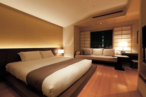 Hotel East 21 Tokyo - Concept Room Sui