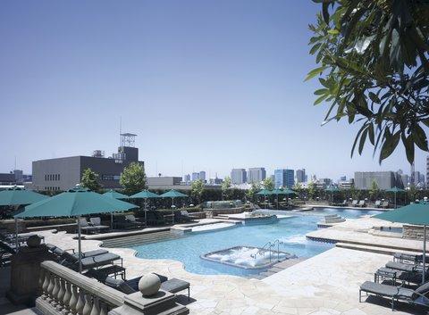 Hotel East 21 Tokyo - Garden Pool