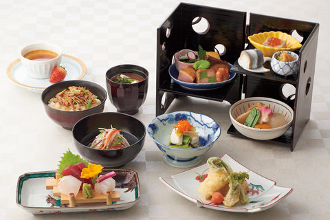 Hotel East 21 Tokyo - Japanese Restauran Sazanka