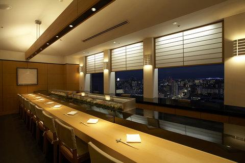 Hotel East 21 Tokyo - Japanese Restaurant Sushi