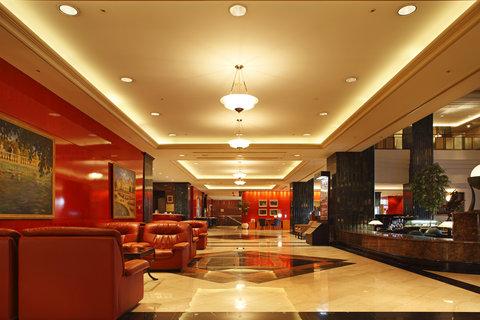 Hotel East 21 Tokyo - Lobby