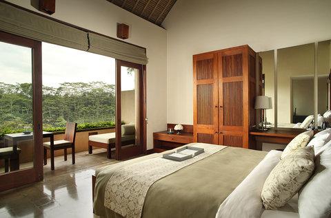 阿丽拉酒店 - Terrace Tree Villa Bedroom