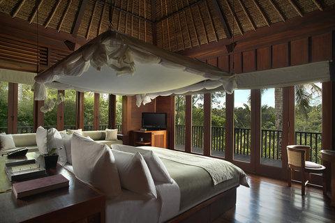 阿丽拉酒店 - Terrace Tree Villa Master Bedroom