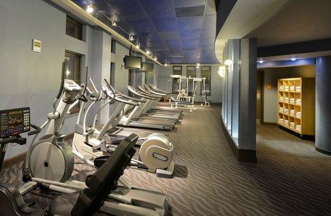 The Magnolia Hotel Dallas - Fitness Center