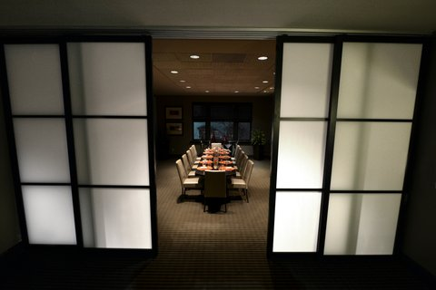 The Magnolia Hotel Dallas - Private Dining B