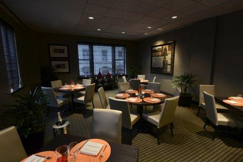 The Magnolia Hotel Dallas - Private Dining A