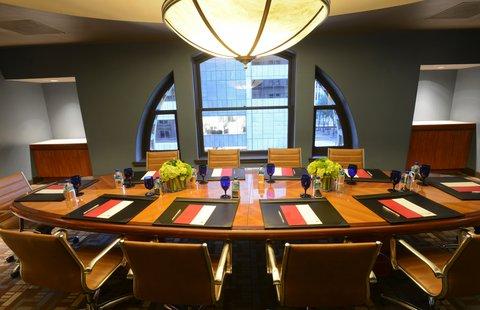 The Magnolia Hotel Dallas - Dallas Boardroom B