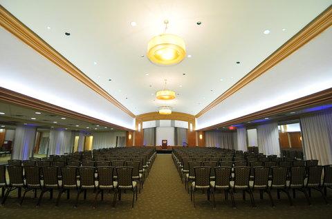 The Magnolia Hotel Dallas - Ballroom for Meeting E