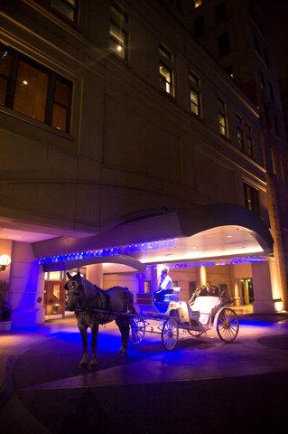 The Magnolia Hotel Dallas - Wedding P