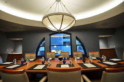 The Magnolia Hotel Dallas - Dallas Boardroom A