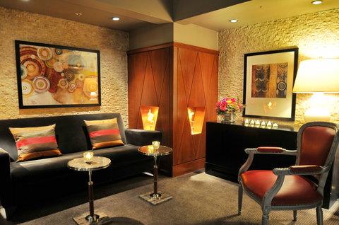 The Magnolia Hotel Dallas - Dallas Lobby Seating