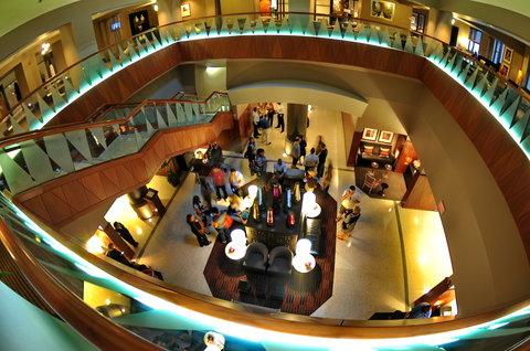 The Magnolia Hotel Dallas - Dallas Lobby From Above