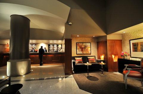 The Magnolia Hotel Dallas - Dallas Lobby Check In